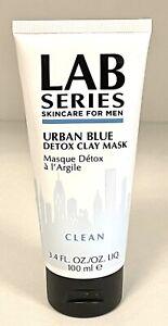Lab Series Urban Blue Detox Clay Mask, 100ml