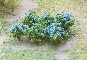 MP SCENERY 12 Blueberries N Gauge Model Farm Plants Railroad & Farm Layout