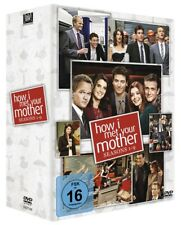 How I Met Your Mother Box Staffel 1-9 (1+2+3+4+5+6+7+8+9) Komplettbox 27 DVDs