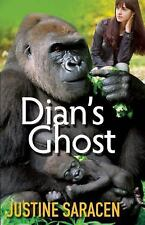 Lesbian Book: DIAN'S GHOST by JUSTINE SARACEN, NEW MINT, 2016