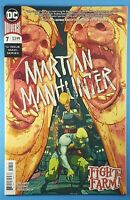 Martian Manhunter #7 (of 12) DC Comics Universe 2019
