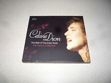 CELINE DION THE BEST OF THE EARLY YEARS THE FRENCH COLLECTION CD