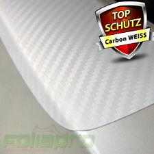 LADEKANTENSCHUTZ Schutzfolie - OPEL ZAFIRA B - ab 2005 Carbon weiß