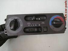 Daihatsu Sirion M1 ´99 Heizungsbedienteil Klimaschalter AC 210, LC09,  PP-T20