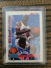 1992 HOOPS MICHAEL JORDAN 298 ALL-STAR BASKETBALL CHICAGO BULLS