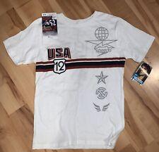 MIchael Phelps Autographed Speedo T-Shirt Youth Sz L JSA COA