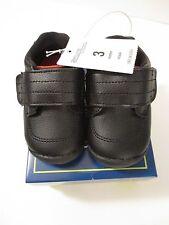 Nib Boys Genuine Baby Oshkosh Size 3 Black Auston Dress Shoes