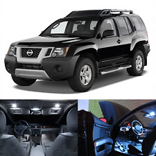 LED White Interior Kit For Nissan Xterra 2005-2012 (11 pcs)