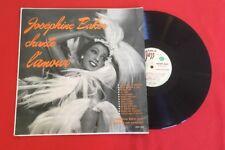 JOSÉPHINE BAKER CHANTE L'AMOUR JO DUVAL GUILDE JAZZ P1219 VG+ VINYLE 33T LP