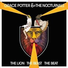 The Lion the Beast the Beat by Grace Potter & the Nocturnals/Grace Potter (CD, Jun-2012, Hollywood)
