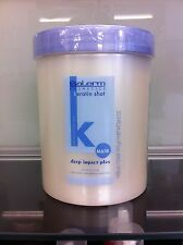 MASCARILLA CABELLO DEEP IMPACT PLUS KERATIN SHOT 1000 ml SALERM