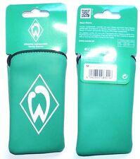 Handysocke Handytasche Hülle Werder Bremen zB f. Apple iPhone 4 4s 5 5c 5s SE Gr