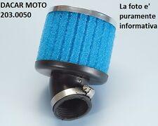 203.0050 FILTRO DE AIRE POLINI F.MORINI FANTIC MOTOR GARELLI GAS GAS GILERA