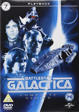 Battlestar Galactica (1978 to 1979) The Complete First Series 7 Disc Box Set NEW