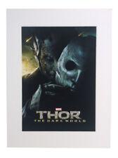 Malekith Thor The Dark World Movie Art Print Matted Marvel Comics 12x16 inches