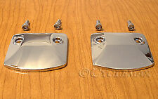 HONDA GOLDWING GL1500+Valkyrie Pair of Cam End Covers (2-286) CHROMED.