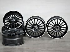 Für Mercedes E-Klasse Limousine W213 S213 19 Zoll Felgen Keskin KT15 MBLP ET45