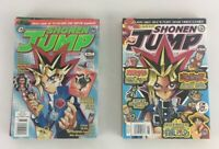 Shonen Jump July & November 2004 Monthly Magazine Manga English Vol.2 Issue 7,11
