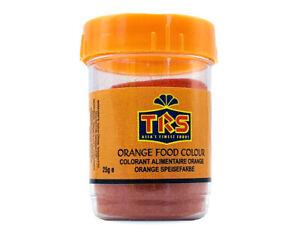 TRS - Orange Lebensmittelfarbe - 25g (4,36€/100g)