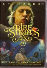 DVD 2 SHOWS  DIRE STRAITS  LIVE IN BASEL 1992 / ROCK PALAST 1979  NEW & SEALED