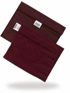 Frio Insulin Extra Large Cooling Travel Wallet Burgundy