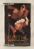 George Michael - Faith (1987 Columbia Cassette Tape - Dolby B NR Stereo)