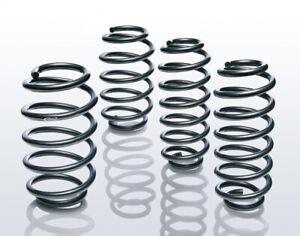 Eibach Pro Kit Springs fits Fiat 500 (312) 0.9, 1.2, 1.4, 1.3 D Multijet