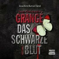 JEAN-CHRISTOPHE GRANGE - DAS SCHWARZE BLUT 6 CD NEW
