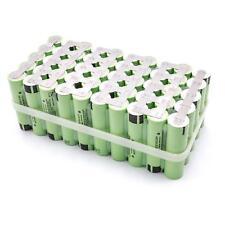 E-bike Batterie 14500mAh / 14.5Ah / 36V / 50x Panasonic NCR18650PF / 10S5P