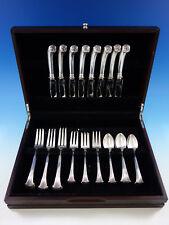 Onslow by Tuttle Sterling Silver Flatware Set Service 32 Pieces LBJ Date mark