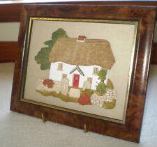 "LILLIPUT LANE ""BALLYTEEG HOUSE"" WALL PLAQUE  FROM THE IRISH COLLECTION"