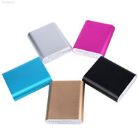 D926 DBAD Portable USB 5V Power Bank Case Charger Box DIY For 4x 18650 For Phone