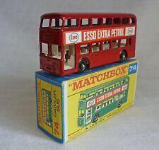 Lesney Matchbox Toys MB74b Daimler Bus