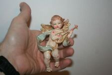 "Vintage Fontanini #65 Depose Angel Italy 4 1/2"" Spider Mark"