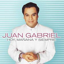Juan Gabriel - Hoy, Manana Y Siempre [New CD]