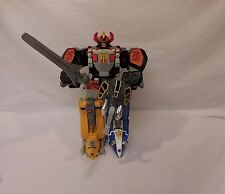 Bandai Mighty Morphin Power Rangers Deluxe Set Megazord Action Figure