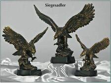 Adler Figur Trophäe Pokal Auszeichnung Ehrung Siegesadler mit Gravur
