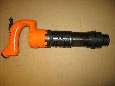 """Pneumatic Air Chipping Hammer 3"""" Stroke Apt 653 R New +2 Bits & Whip Hose"""