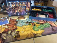 The Lord Of The Rings Risk Trilogy Edition Complete With Ring