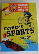 Games for Your Brain: Extreme Sports by T. Seelig -  Very Good Condition