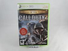 CALL OF DUTY 2 VERSIONE GAME OF THE YEAR MICROSOFT XBOX360 PAL ITALIANO COMPLETO