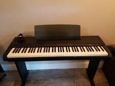 Yamaha Model YPP-50 76-Key Full Size Portable Digital Electronic Piano