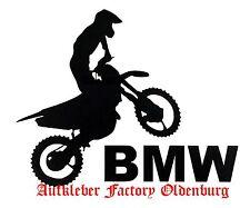 Sticker BMW Enduro Dirt Aufkleber Bike Biker 1A Motorrad Tuning Top
