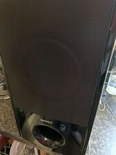 New listing Sony Ss-Wp36 Subwoofer Speaker Black Wired Excellent Working Condition