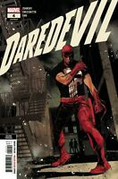 DAREDEVIL #4 MARVEL COMICS 2ND PRINT CHECCHETTO VARIANT COVER A ZDARSKY