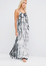 Surf Gypsy Tie Dye Maxi Dress - Small
