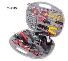 145 Piece Universal Computer/ Laptop/ PC Tech Repair Tool Kit - 530217