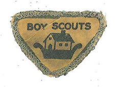 1940's UNITED KINGDOM / UK SCOUTS - WOLF CUB SCOUT HANDCRAFT Proficiency Badge