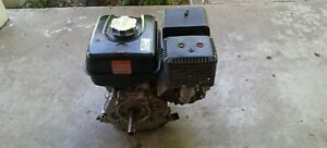 "Honda GX270UT2QAG2 Engine 3 31/64 X 1"" 8.5 HP Oil Alert Gx270 Known 9hp"