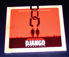 QUENTIN TARANTINO´S DJANGO UNCHAINED SOUNTRACK CD EXPÉDITION RAPIDE